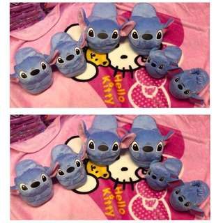 Stitch Bedroom Slippers