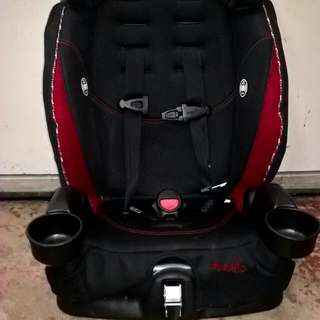 Evenflo Chase Booster Seat