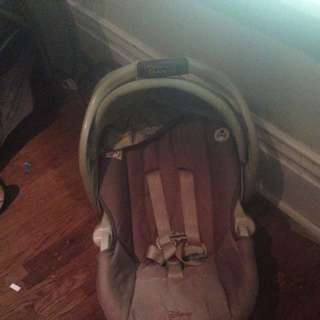 Whinnie The Pooh Car Seat