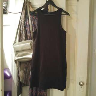 Gap Boxy Black Dress
