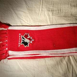Nike Canada Hockey Scarf