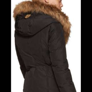 Mackage - Black Down Adali Coat