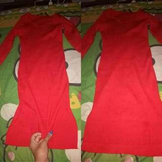 Mini Dress Knit
