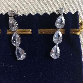 Swarovski Earrings Drop New