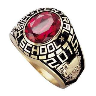 Custom Design Class Rings Graduation Ring Corporate Rings Championship Hall Of Fame Ring