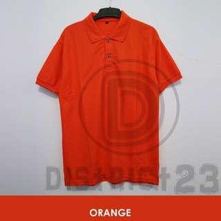 Polo Shirt / Kaos Polo Polos Unisex ( Size S - XXXL )