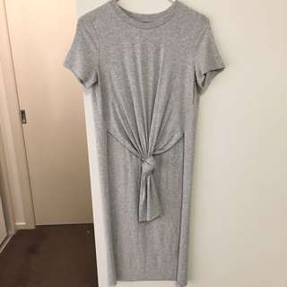 High-Low Cut Out Shirt