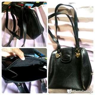 Vintage Black Mini Bag