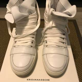 46b577f9d Krisvanassche Multi Lace Sneaker