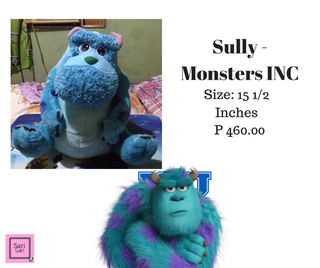 Sully - Monsters Inc