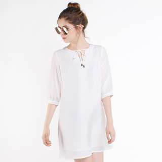[NEW] Cotton Ink Alena Bohemian Dress
