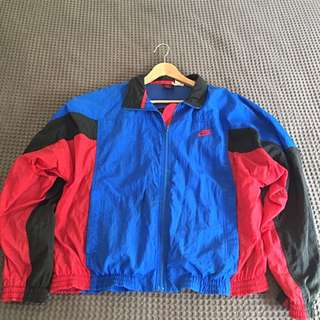 Vintage Nike Cross Training Jacket