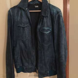 Lee Leather Jacket