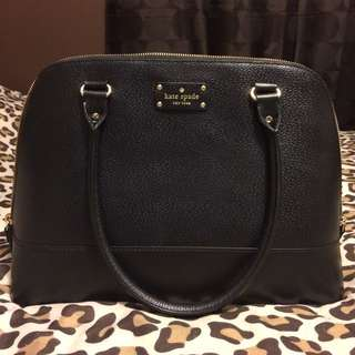 Authentic Black Kate Spade Purse