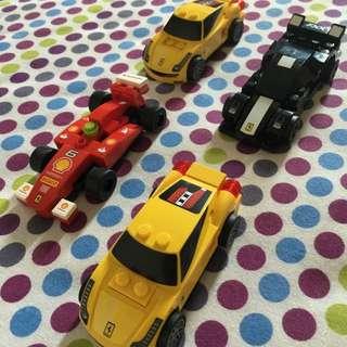 Lego Cars Shell
