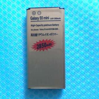 Samsung Galaxy S5 Mini Replacement Battery