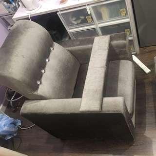 Sofa For Eyelash Extension Or Nails.