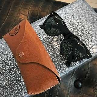 RAYBAN Wayfarer polarized Sunglasses $45