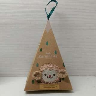 🚚 聖誕禮物交換🎄小猴珊瑚絨襪