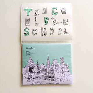 Too Cool For School Oil Blotting Paper