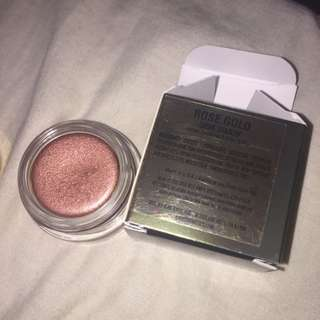 creme shadow Kyliecosmetic Rosegold