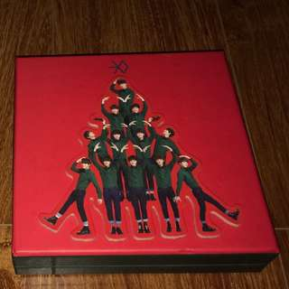 EXO Miracles In December (Chinese ver)