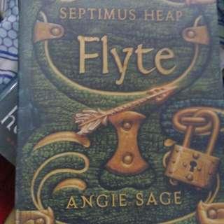 Septimus Heap #2 Flyte