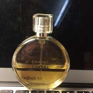 Chance Chanel 香水 50ml(hold)