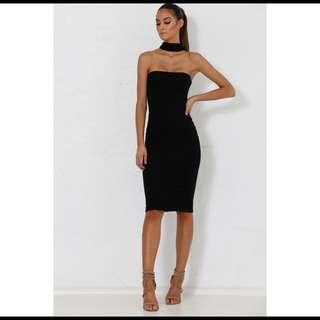Choker Dress Size 6