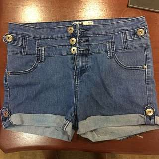 Cotton On High Wasted Short