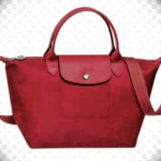 Authentic Longchamp Medium Made In France