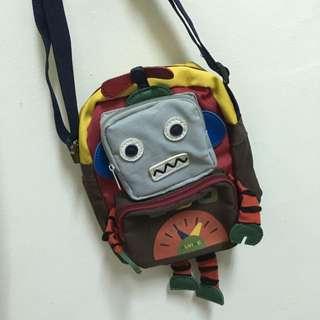 原490兒童用機器人小包包