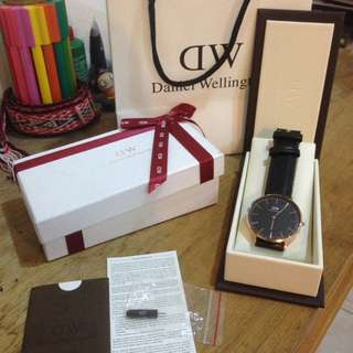 Brand New Daniel Wellington