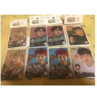 EXO Tmoney Card