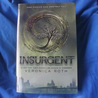 Insurgent By Veronica Roth (Paperback)