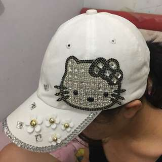 Topi Hello Kitty