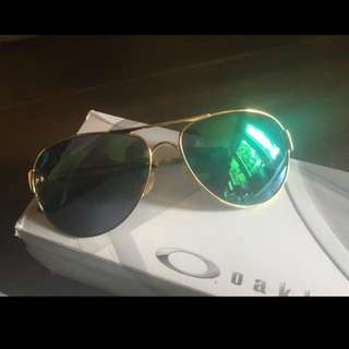 Authentic Oakley Aviators