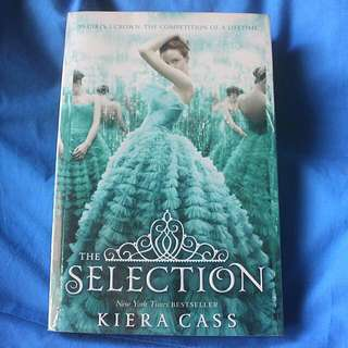[RESERVED] The Selection By Kiera Cass (Paperback)