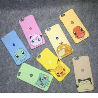 iPhone 7 Pokemon Go Cases