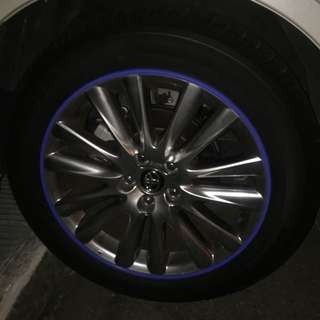 Rims Protector