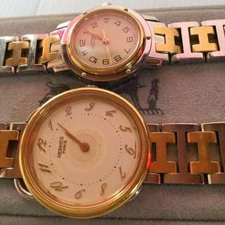 Hermes Couple Watch