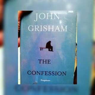Novel Terjemahan: The Confession (Pengakuan) - John Grisham