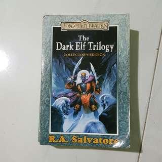 The Dark Elf Trilogy Collector's Edition
