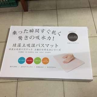 日本製造(非大陸貨)硅藻地墊