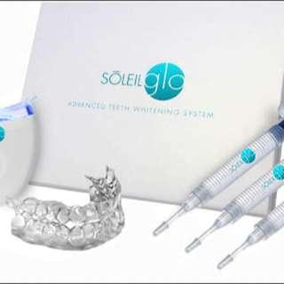 Advanced Teeth Whitening System: Soleil Glo
