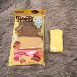 Japanese Paper Clay (Light weight clay)