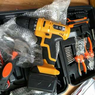 Rechargeable Mini DRILL  8V