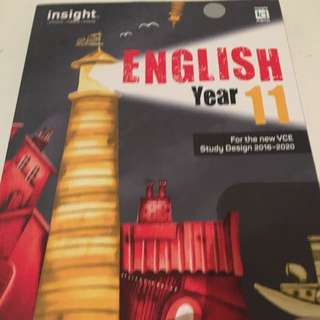 English Insights Year 11
