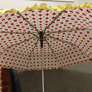Pretty Beach 🌊 Umbrella 🌂