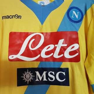 Napoli Home Football Shirt